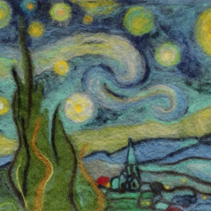 Reina de Boer naar Van Gogh