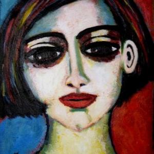 vrouwenportret