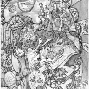 tekening3 Rosalisa Boekkooi